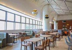 如何营造整洁有序的员工食堂?