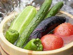 让蔬菜彻底去除农药,原来方法那么简单!